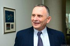 Посол Израиля в Азербайджане встретился со спортсменами в рамках Кубка мира FIG по спортивной гимнастике (ФОТО) - Gallery Thumbnail