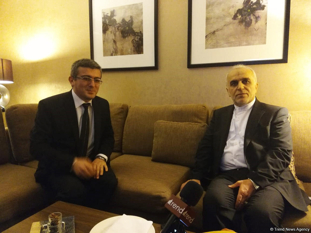Minister: We try to turn good Iranian-Azerbaijani relations into excellent relations (PHOTO) - Gallery Image