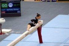 Стартовал последний день соревнований Кубка мира по спортивной гимнастике в Баку (ФОТО) - Gallery Thumbnail