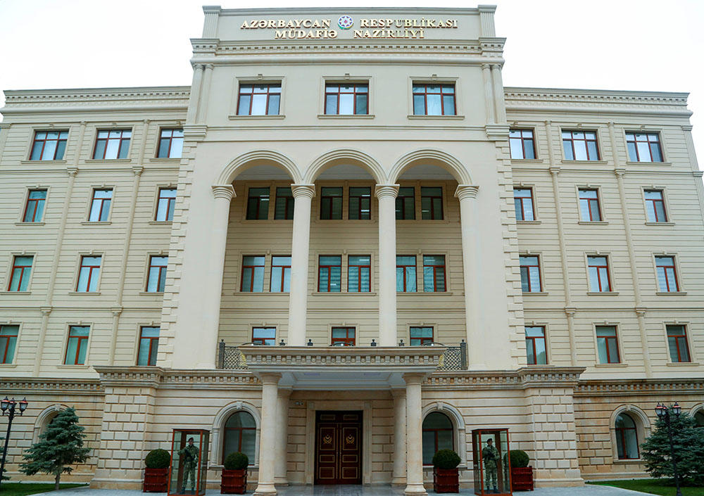 Azerbaijani Defense Ministry: Armenian side suffering numerous losses