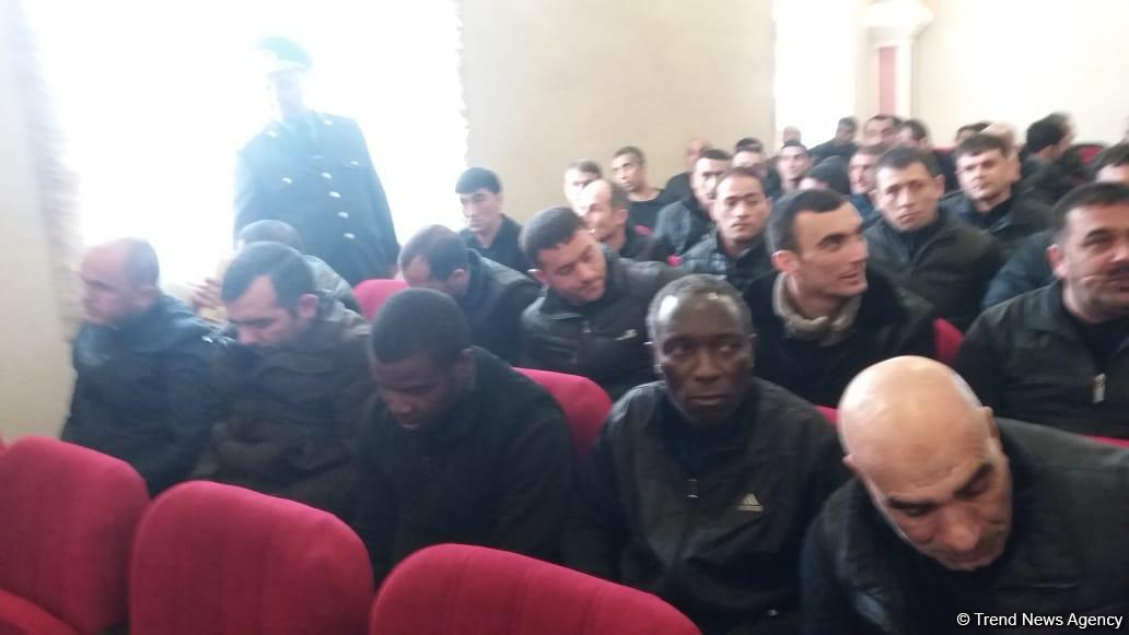 Foreigners among pardoned upon presidential decree in Azerbaijan (PHOTO) - Gallery Image