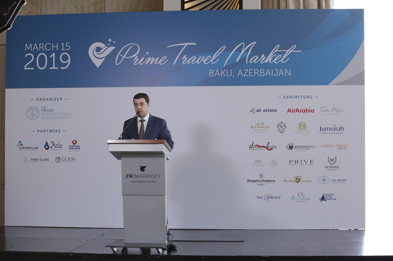 The spring session of the exhibition Prime Travel Market took place and has gained a reputation as one of the most effective events in the tourism industry! (PHOTO)