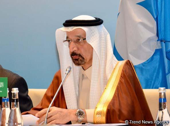 Saudi minister: Main goal is to normalize global oil reserves