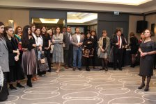 Azerbaijan-France Chamber of Commerce and Industry organizes exhibition (PHOTO) - Gallery Thumbnail