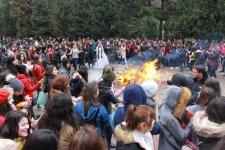 Баку празднует Новруз в торжественной форме (ФОТО) - Gallery Thumbnail