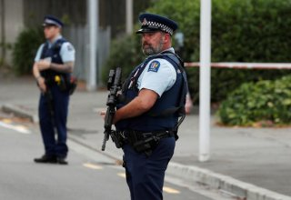 New Zealand police charge man over possession of explosives in Christchurch
