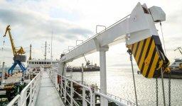 Zangezur tanker overhauled in Azerbaijan (PHOTO) - Gallery Thumbnail