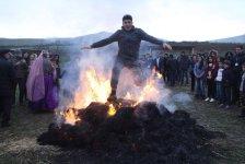 В Азербайджане пробудились стихии и произошло обновление природы (ФОТО) - Gallery Thumbnail