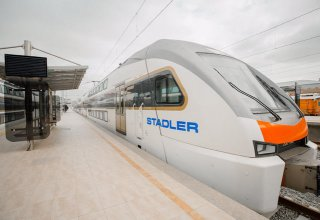 Baku-Ganja railway high-speed electric train route be extended to Aghstafa
