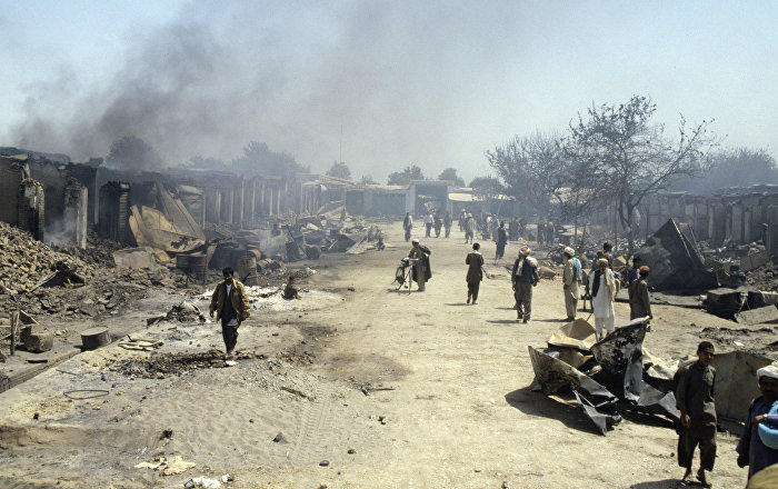 Taliban kills dozens of Afghan forces in 2-day siege