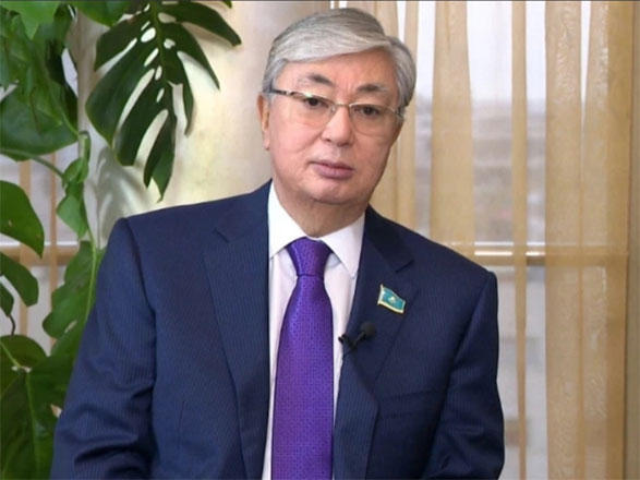 Kazakhstan's president declares national mourning day for COVID-19 victims