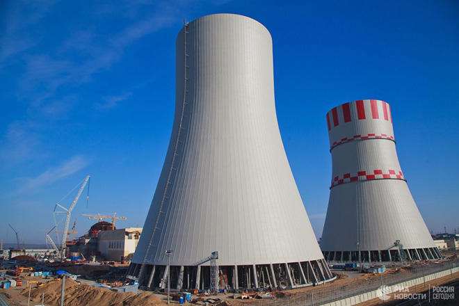 Ukrainian company may take part in nuclear power plant building in Uzbekistan