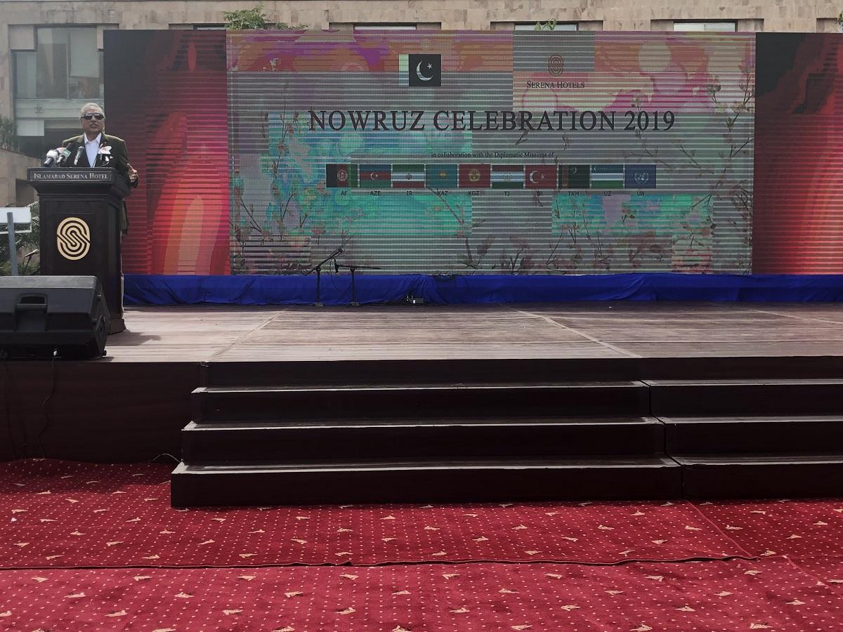Pakistanda Novruz şənliyində Azərbaycan pavilyonuna xüsusi maraq olub (FOTO) - Gallery Image