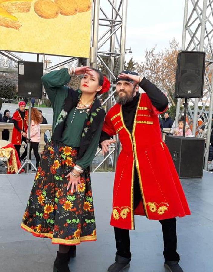 Весенняя сказка на Бакинском бульваре (ФОТО) - Gallery Image