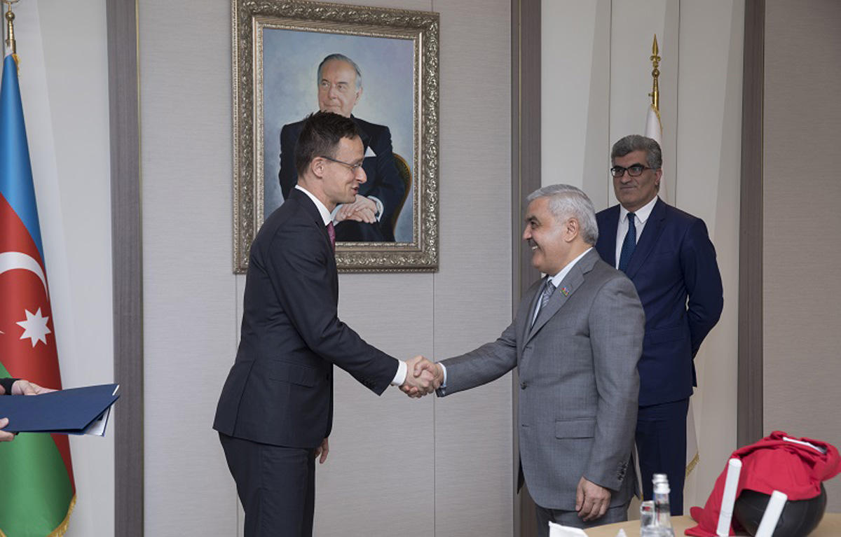 Hungary interested in getting Azerbaijani gas (PHOTO) - Gallery Image
