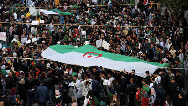 Algerian presidential election may be rescheduled