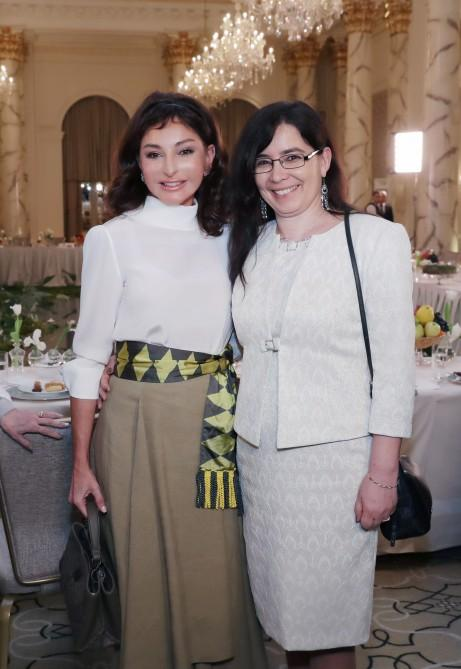 First VP Mehriban Aliyeva: Azerbaijan is a modern country, open to world (PHOTO) - Gallery Image