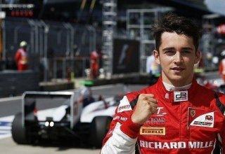 Шарль Леклер поделился ожиданиями от Гран-при Азербайджана