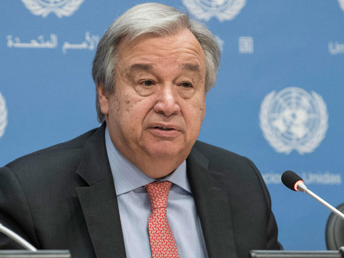 UN chief calls for increasing digital connectivity in pandemic response, recovery