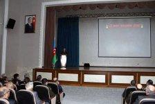 В азербайджанской армии проведен ряд мероприятий в связи со 101 годовщиной геноцида азербайджанцев (ФОТО) - Gallery Thumbnail