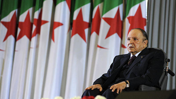 Algeria's Bouteflika resigns: state agency