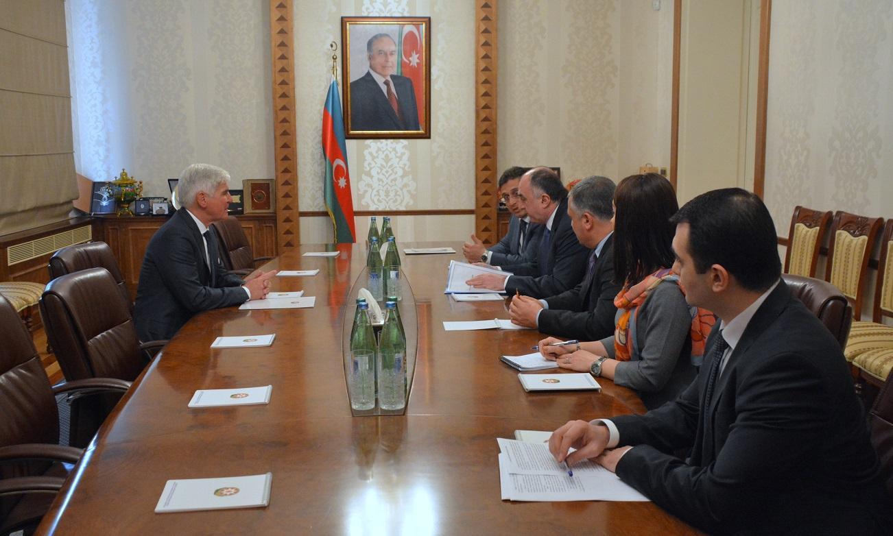 Назначен новый почетный консул Азербайджана в Австрии