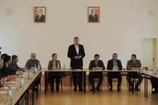 Заместители главы МИД Азербайджана посетили Джоджуг Марджанлы (ФОТО) - Gallery Thumbnail