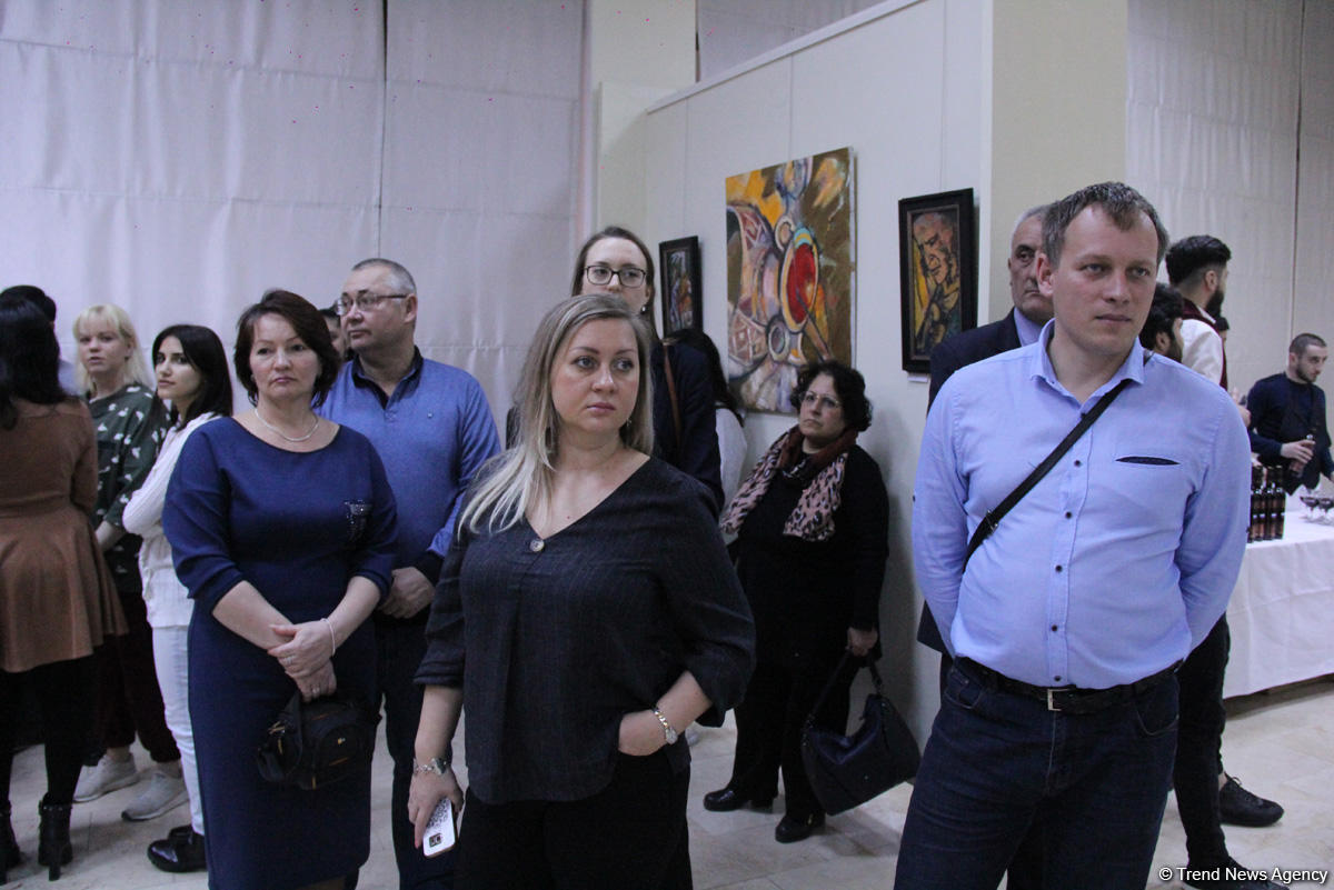 Натан покоряет бакинцев пластикой и эмоциями (ФОТО) - Gallery Image