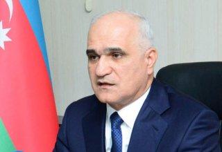 Azerbaijan's deputy PM extends condolences to Afghan people