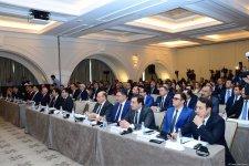 В Баку прошла презентация Платформы диалога между государством и бизнесом (ФОТО) - Gallery Thumbnail