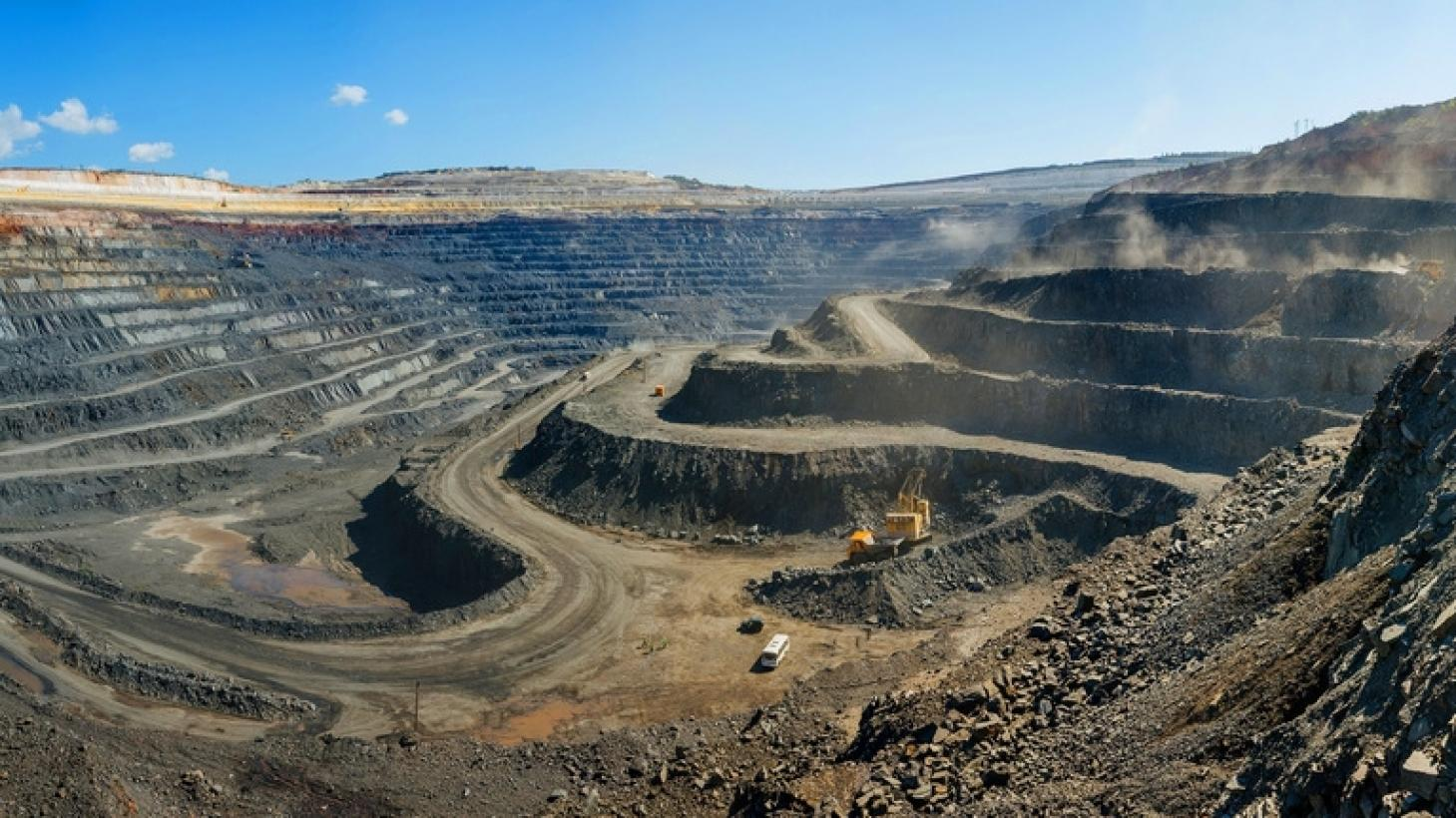 Kazakhstan boosts production of iron, gold ores year-on-year