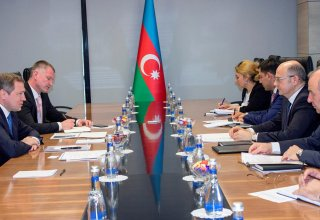 World Energy Council interested in expansion of co-op with Azerbaijan (PHOTO)