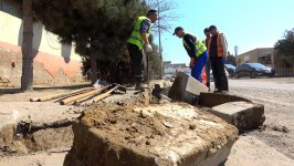 Qaradağda 4 küçənin təmiri yekunlaşıb (FOTO) - Gallery Thumbnail