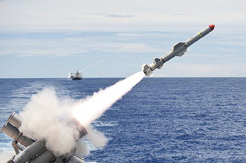 США испытали противокорабельную ракету