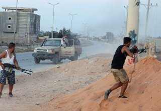 Eight soldiers killed in attack on Haftar camp in south Libya