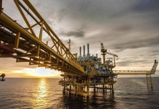 Azerbaijani oil prices show decline