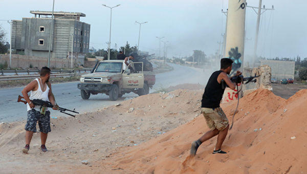710 fighters of Libya's official government killed since beginning of battle for Tripoli