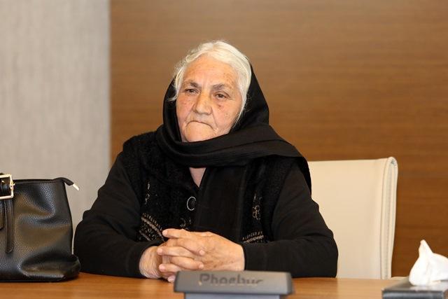 Sahil Babayev Ağdaşda 6 şəhər və rayonun sakinləri ilə görüşüb (FOTO) - Gallery Image