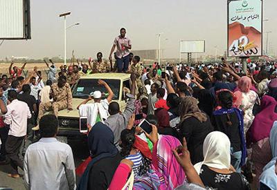 Военный совет Судана заявил о готовности к переговорам