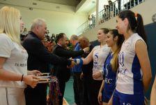 UNEC komandası Azərbaycan Super Liqasına vəsiqə qazanıb (FOTO) - Gallery Thumbnail