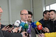 В Баку будет создана современная система управления отходами (ФОТО) - Gallery Thumbnail