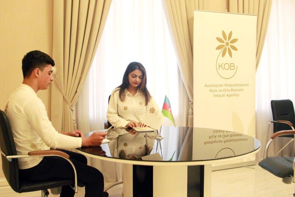 Friends of SMEs opened in Sumgayit, Azerbaijan (PHOTO) - Gallery Image