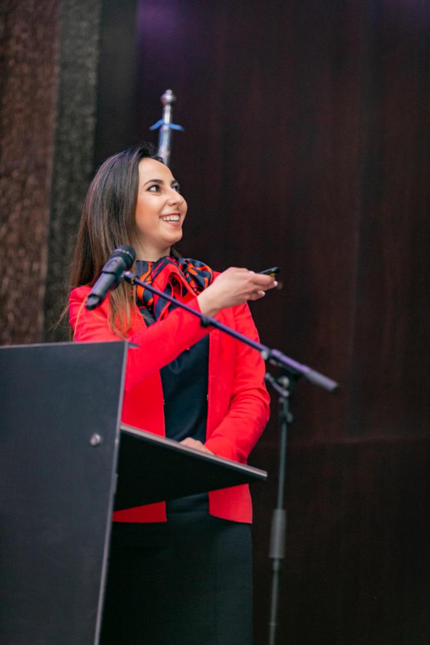 AZAL Almatıda yeni müntəzəm aviareysin təqdimatını keçirib (FOTO) - Gallery Image