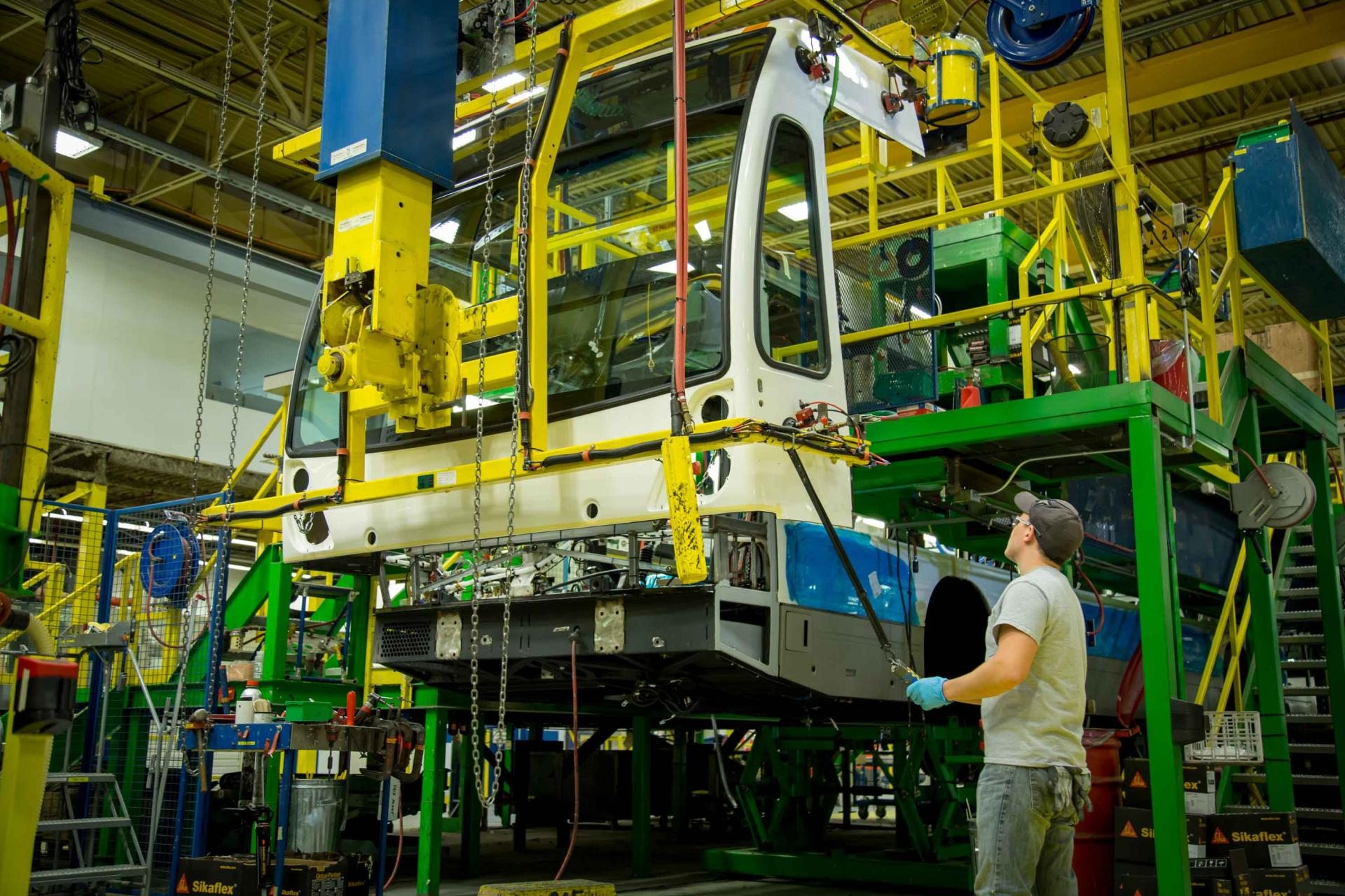 Bus production significantly decreases in Uzbekistan