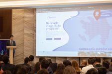 Gənclər Fondu rəsmi internet saytının yenilənmiş versiyasını təqdim etdi (FOTO) - Gallery Thumbnail
