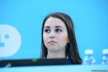 """Bakıda bədii gimnastika üzrə 2-ci """"AGF Junior Trophy"""" beynəlxalq turnirinə start verilib (FOTO) - Gallery Thumbnail"""