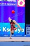 Грациозно и красиво: в Национальной арене гимнастики продолжаются соревнования Международного турнира AGF Junior Trophy (ФОТО) - Gallery Thumbnail