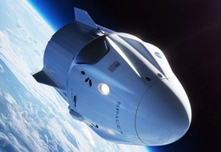 Корабль Crew Dragon с астронавтами вышел на орбиту