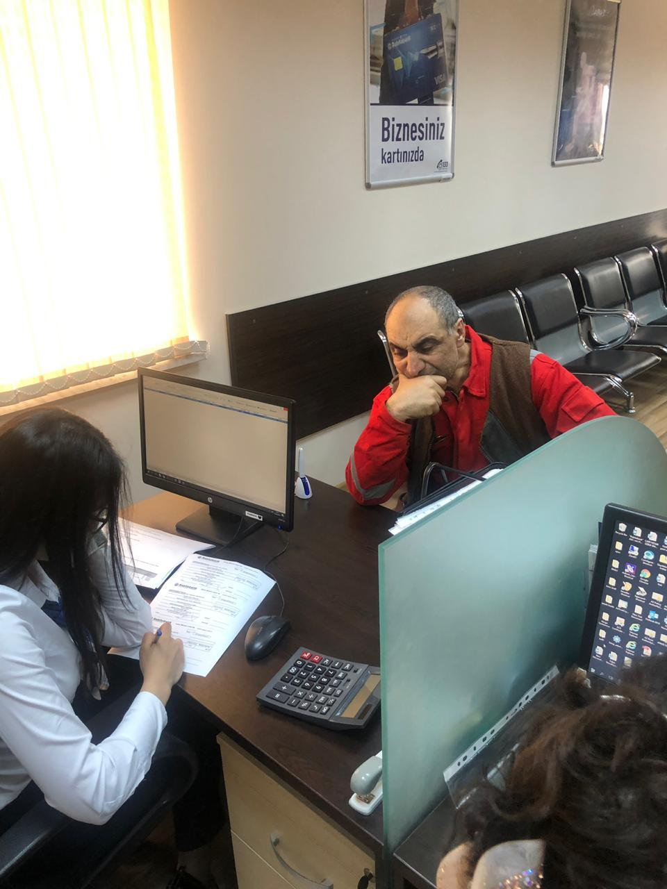 Rabitabank выдал первую компенсацию! (ФОТО) - Gallery Image