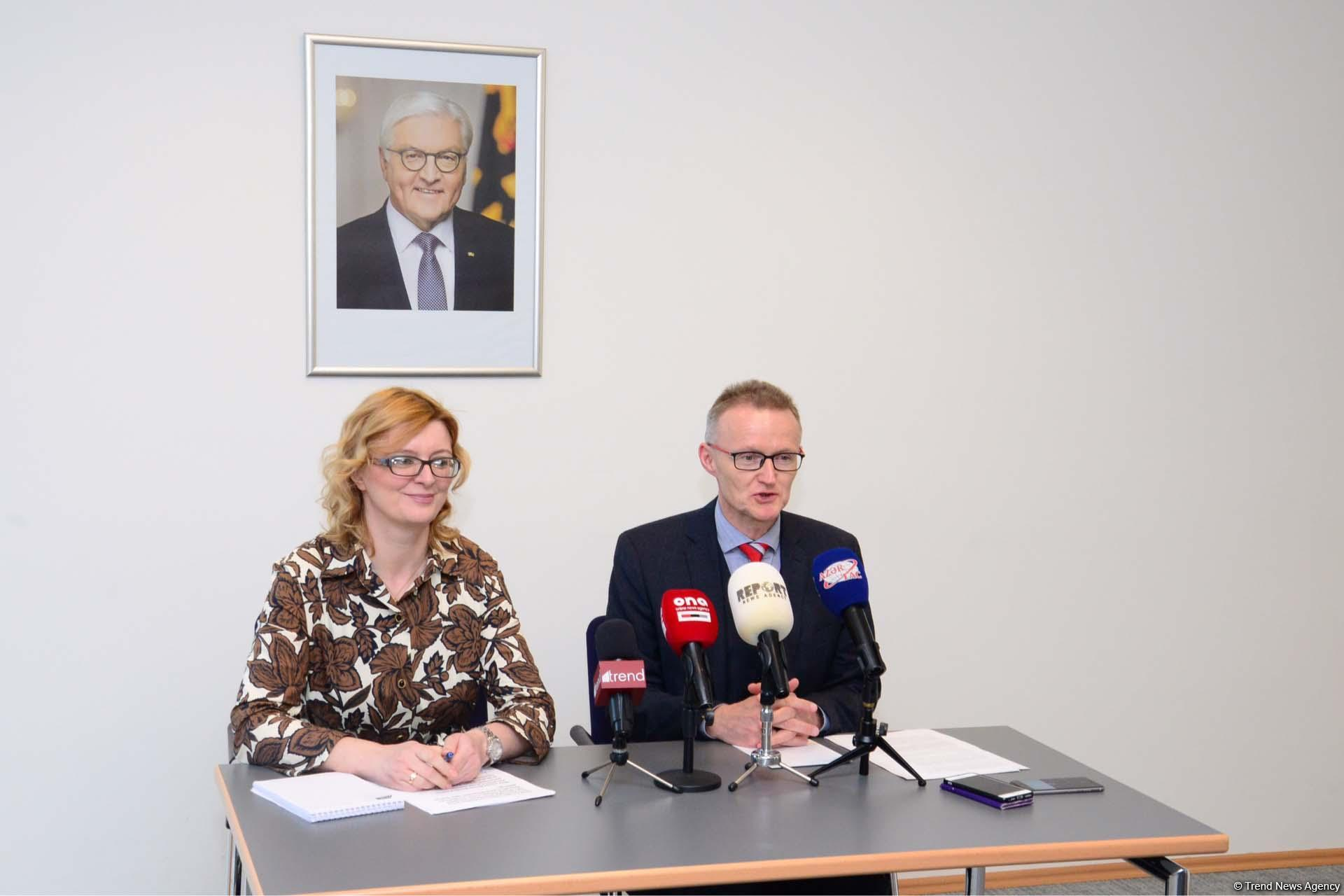 Germany hopes to increase trade turnover with Azerbaijan (PHOTO) - Gallery Image